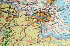 Map Stock Photo