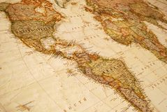 Map Stock Image