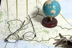 Map Stock Photography