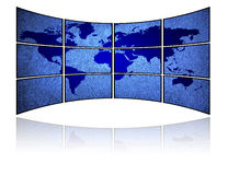 Map Royalty Free Stock Images