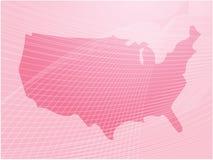 Map America Stock Photos