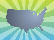 Map America Stock Images