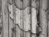 Map of Iran on weathered wood Stock Photos