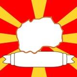 Map of Macedonia. An illustration of Macedonia an flag Royalty Free Stock Photography