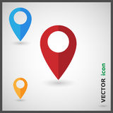 Map Marker Royalty Free Stock Images