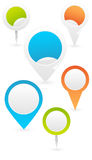 Map Navigator Vectors Stock Photography