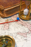 Map Pin Royalty Free Stock Photos