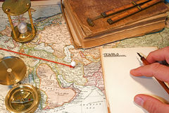 Map Pin Stock Images