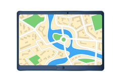 Map set 02 Royalty Free Stock Photo