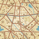 Map tile Stock Image