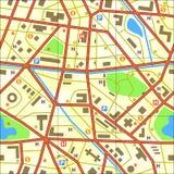 Map tile Royalty Free Stock Photos