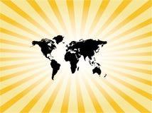 Map world Stock Photos
