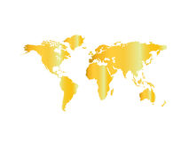 Map world Stock Images