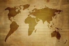 Mapa imagen de archivo