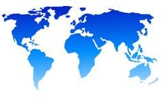 Mapa Fotografia de Stock