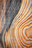 Mapa abstracto en un tablero de madera fotografía de archivo libre de regalías
