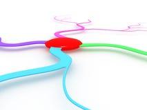 Mapa de cor da mente #6