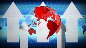 Mapa del mundo y globo
