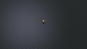 Mapa do mundo ilustração do vetor