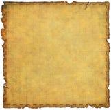 Mapa do tesouro - básico Fotografia de Stock Royalty Free
