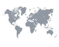 mapa ilustracyjny stary świat Zdjęcia Royalty Free