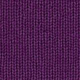 Mapa inconsútil difuso de la textura 7 de la tela Violeta oscura fotografía de archivo libre de regalías