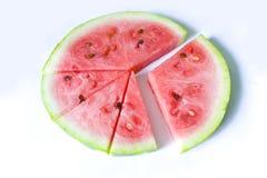 mapa melonu wody Zdjęcie Stock