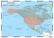 Mapa Mundi Royalty-vrije Stock Afbeeldingen