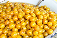 Mapacea Tree , asian fruit Stock Photography
