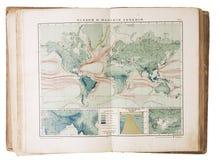 mapbook Zdjęcie Royalty Free