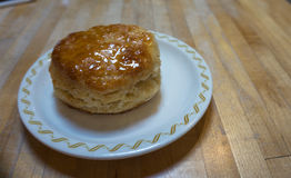 Maple biscuit Royalty Free Stock Photography