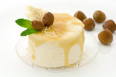Maple cake Stock Images