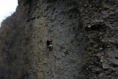 Maple canyon, utah rock climbing trip on cobb. 4.8.2018 - Maple Canyon, Utah Rock climbing trip on Cobb royalty free stock image