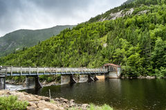 Maple dam Royalty Free Stock Images