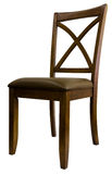Maple Dining Room Chair Royalty Free Stock Photography