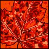 Maple Leaf Background royalty free illustration