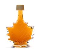 Maple Pancake Syrup Royalty Free Stock Photo