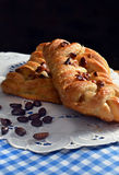 Maple And Pecan Plait Royalty Free Stock Photography