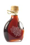 Maple Syrup Bottle Royalty Free Stock Images