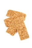 Maple syrup - oats  biscuit Stock Photos