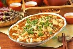 Mapo tofu Stock Images