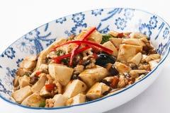 Mapo tofu Royalty Free Stock Photos
