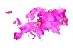 Mappa di Europa Royalty Illustrazione gratis