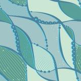 Mappa di ripetizione viva Fotografie Stock