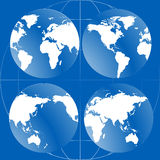 Maps Stock Photo