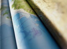 Maps Stock Photos
