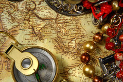 Maps royalty free stock photography