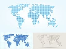 Maps globe Earth contour outline silhouette world mapping cartography. Maps globe Earth contour outline silhouette world mapping texture vector illustration Stock Photo