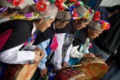 Mapuche Royalty Free Stock Photo