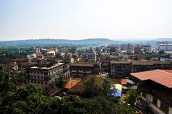 Mapusa Индия GOA стоковые фотографии rf